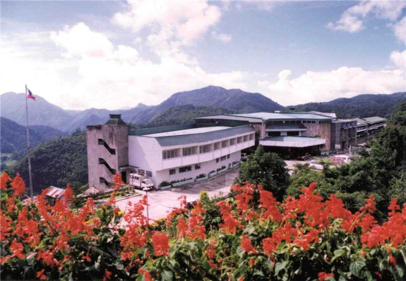 Banaue Hotel Außenansicht