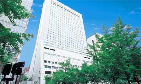 Nikko Osaka Außenansicht