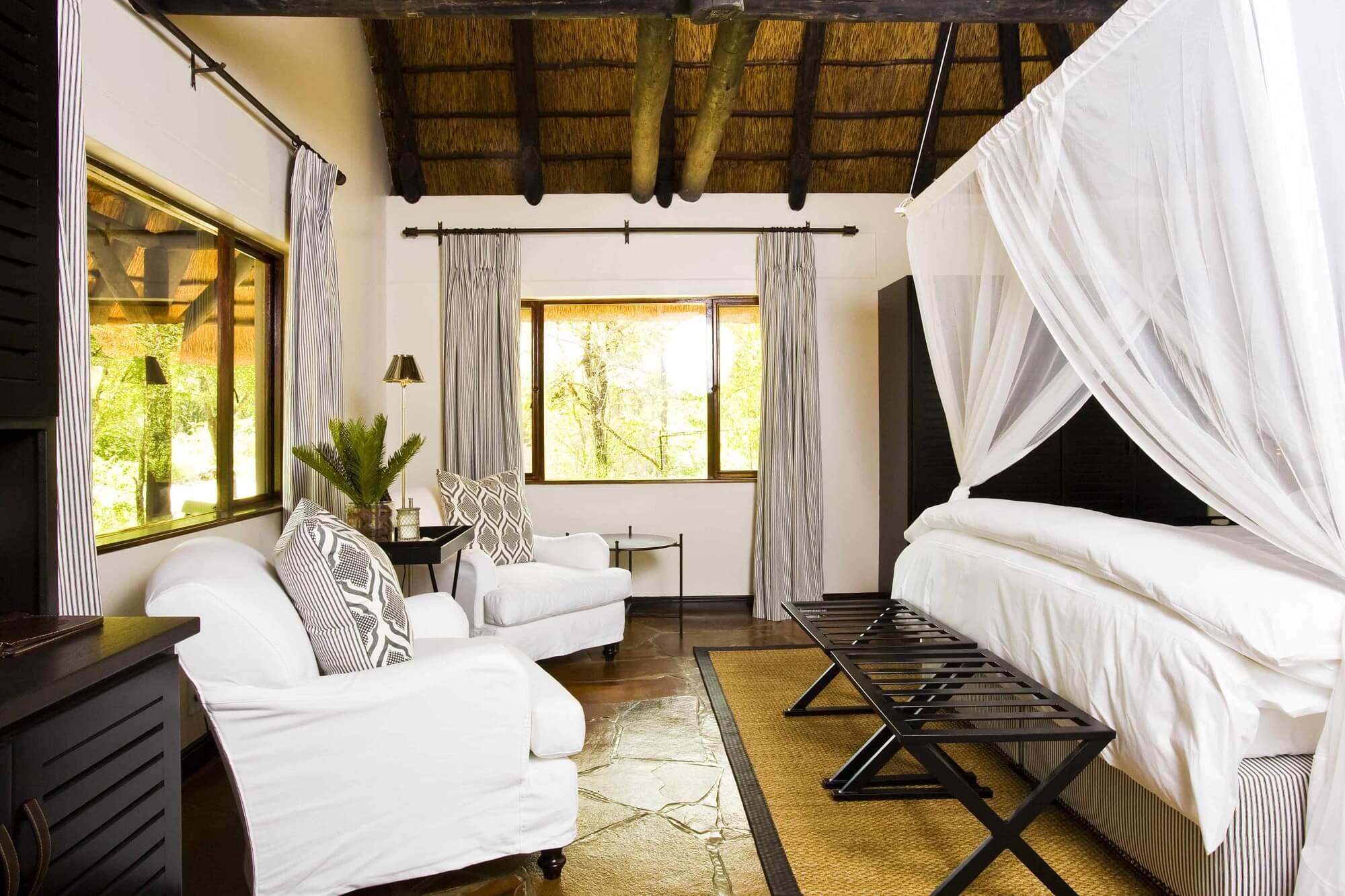 Mushara Lodge Zimmer