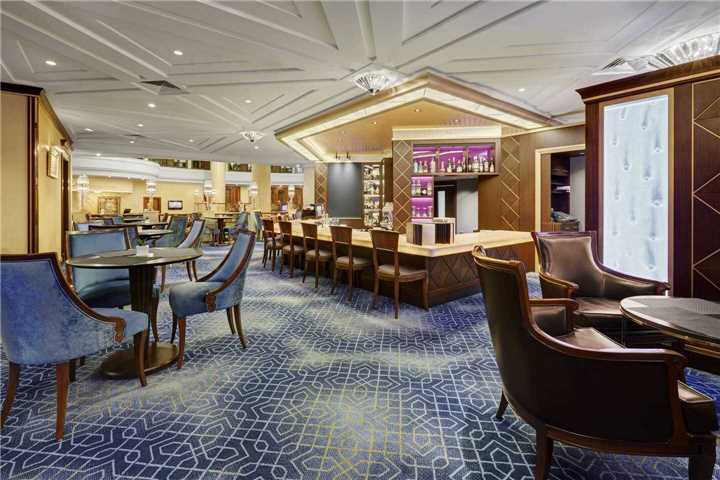 Moscow Marriott Royal Aurora Hotel Bar