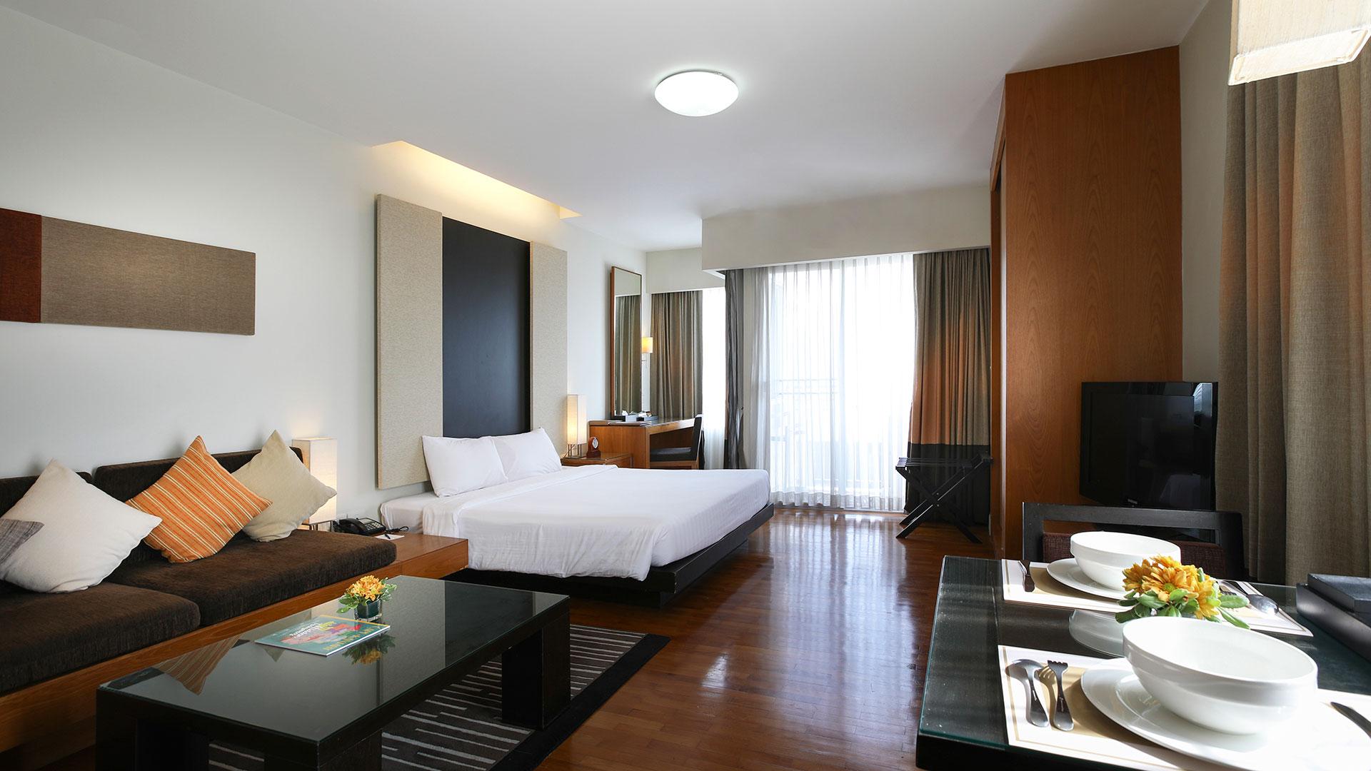 Kantary Hotel Ayutthaya Studio-Suite