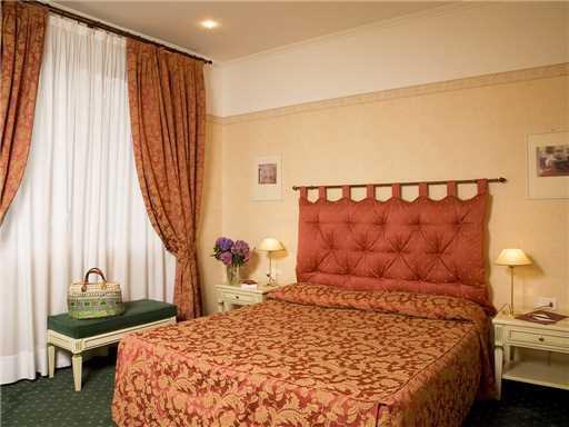 Grand Hotel Majestic Doppelzimmer