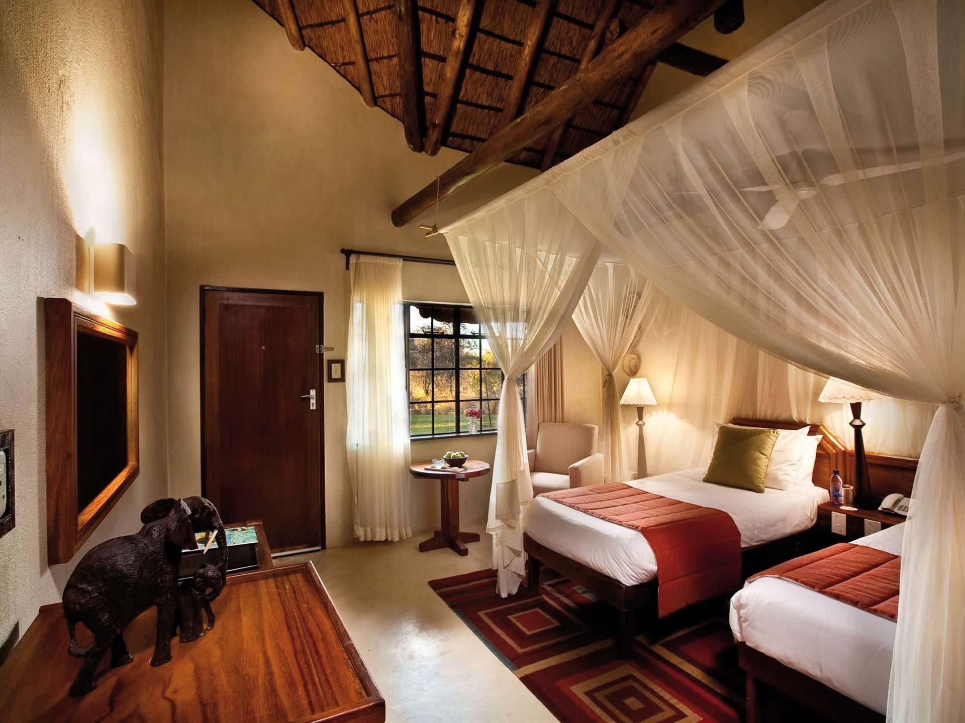 Mokuti Etosha Lodge Standard Room