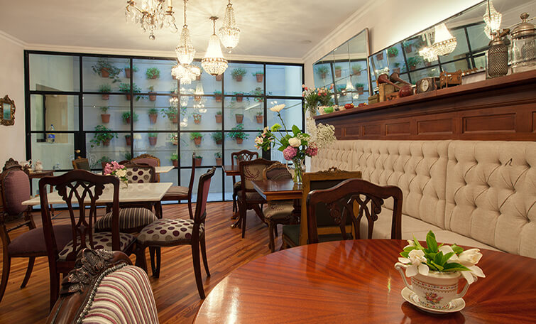 Alma Histórica Restaurant