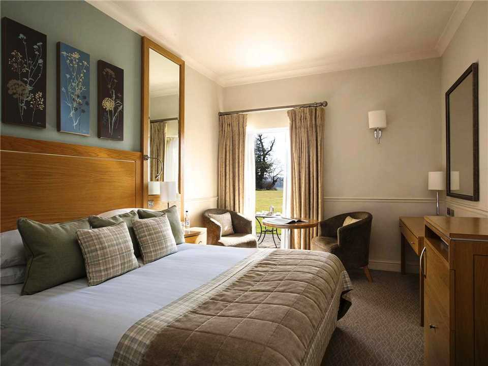 Buxted Park Hotel Classic Doppelzimmer