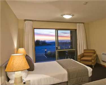 Punakaiki Resort Doppelzimmer