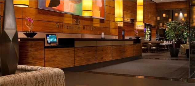 Millenium Hotel Empfang