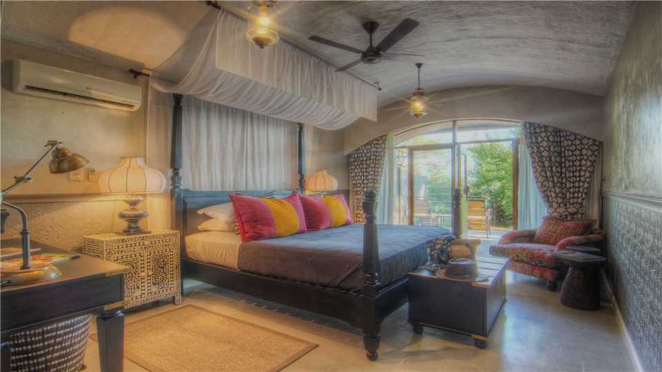 Chobe Game Lodge Doppelzimmer