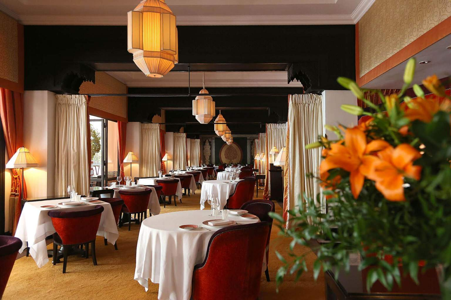 La Mamounia Restaurant