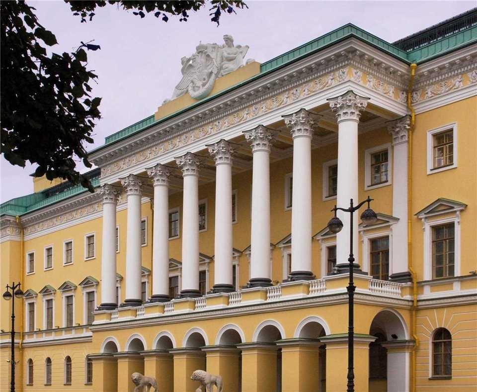 Außenansicht Hotel Four Seasons Hotel Lion Palce St. Petersburg