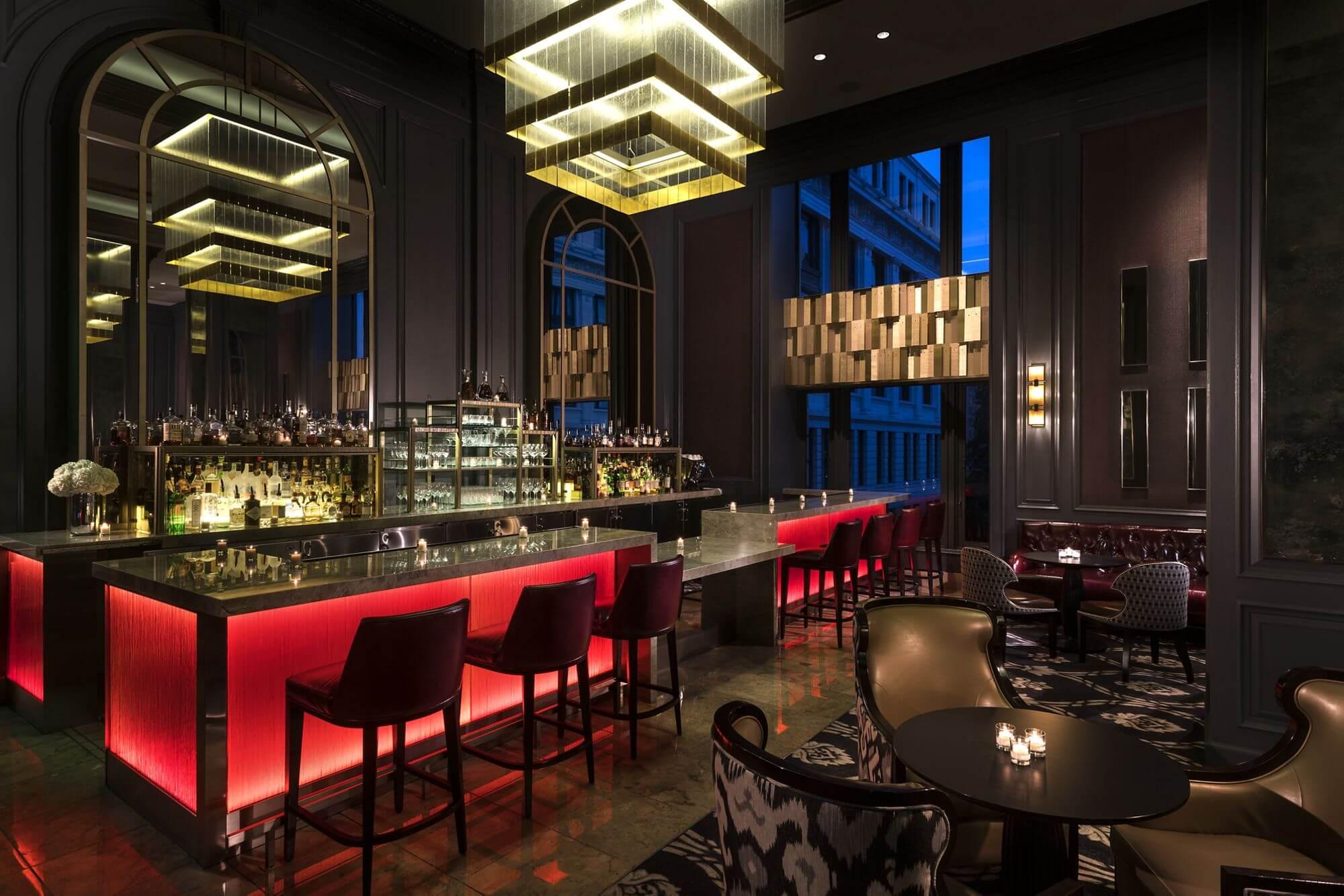 The Ritz Carlton San Francisco Bar