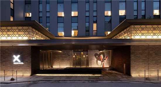 Cross Hotel Außenansicht