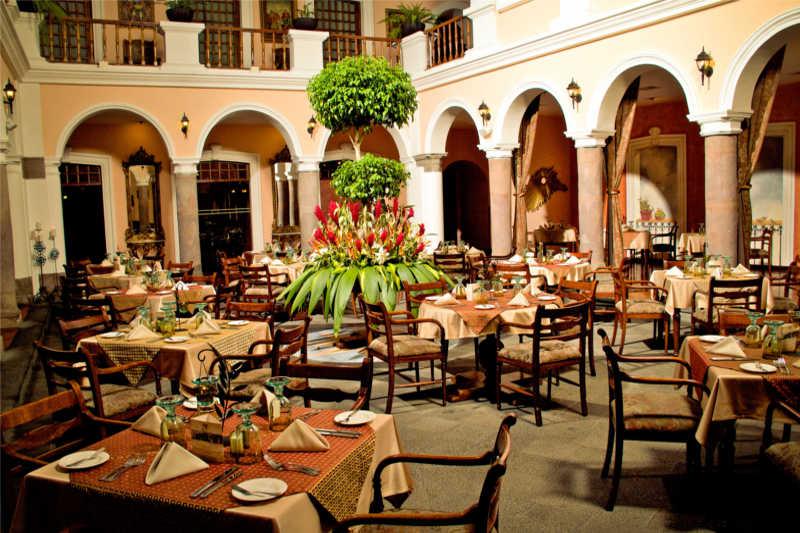 Patio Andaluz Restaurant