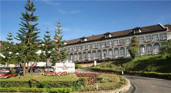 Cameron Highlands Resort Außenansicht