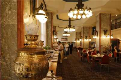 Kerman Pars Hotel Restaurant
