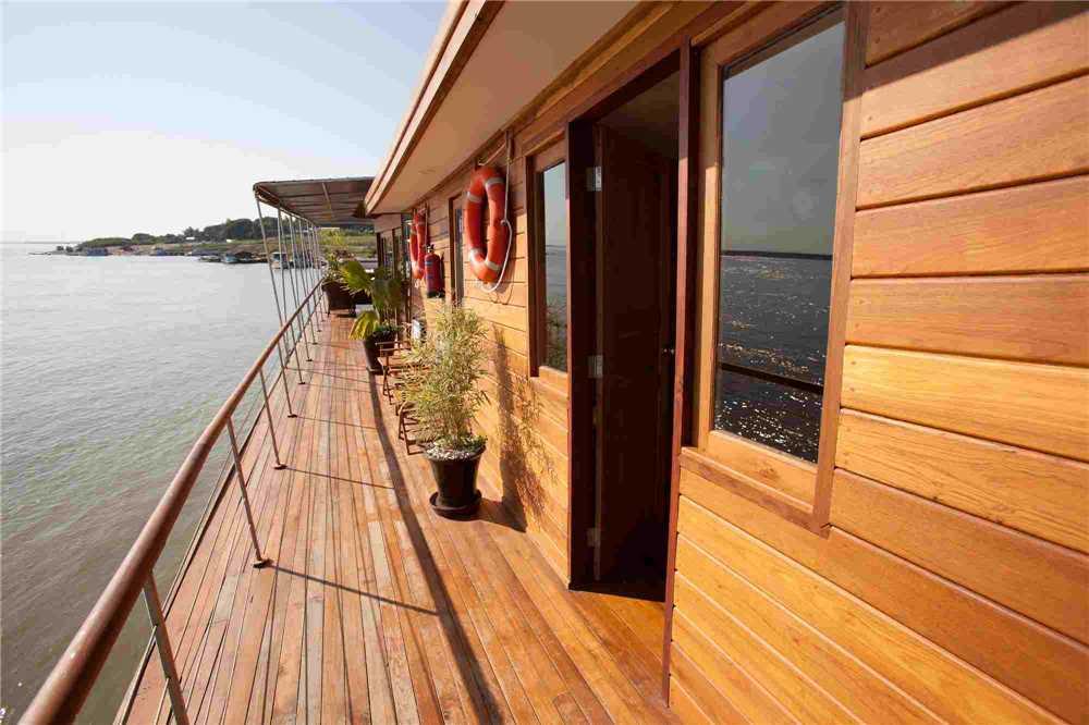 Amata Cruises Amatea Außenbereich