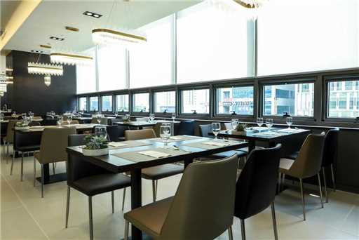 Ramada by Wyndham Daejeon Restaurant