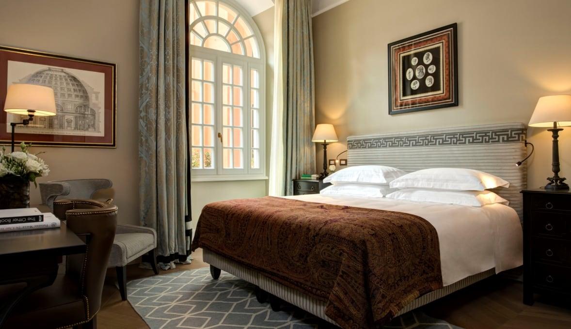 Rocco Forte Hotel De La Ville Doppelzimmer