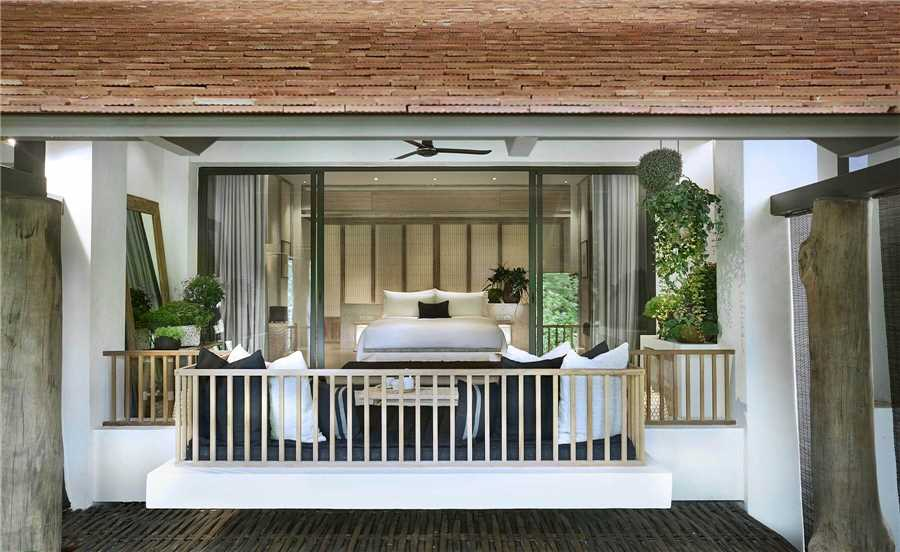 Raya Heritage Terrassen Suite
