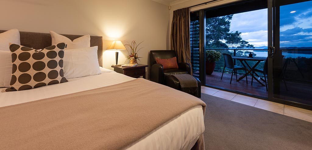 The Sanctuary Bay of Islands  Doppelzimmer