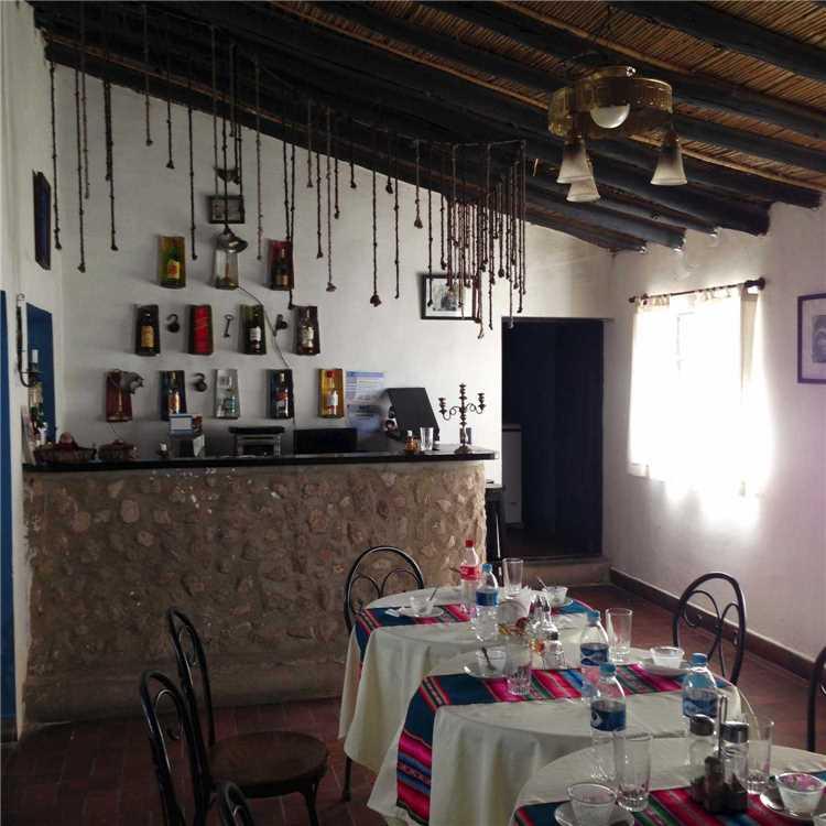 Hotel La Magia de San Juan Speisesaal