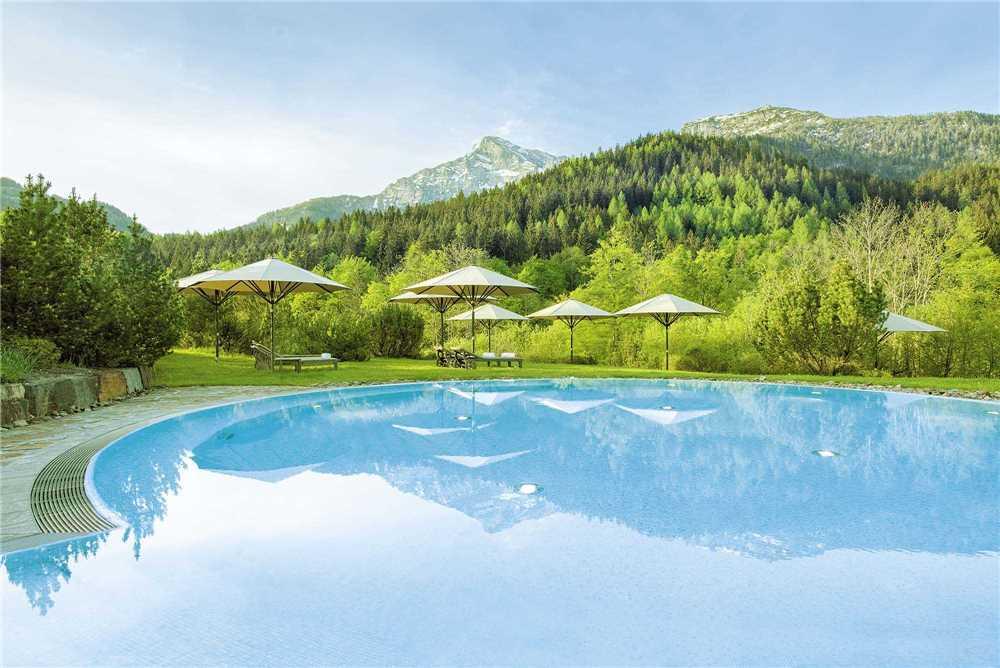 Kempinski Berchtesgarden Pool