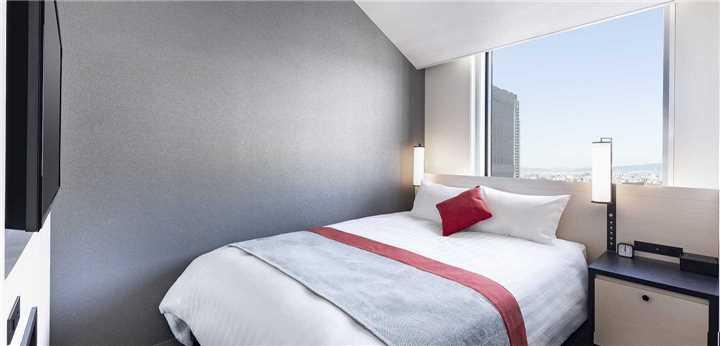 Hotel Hankyu Respire Osaka Doppelzimmer
