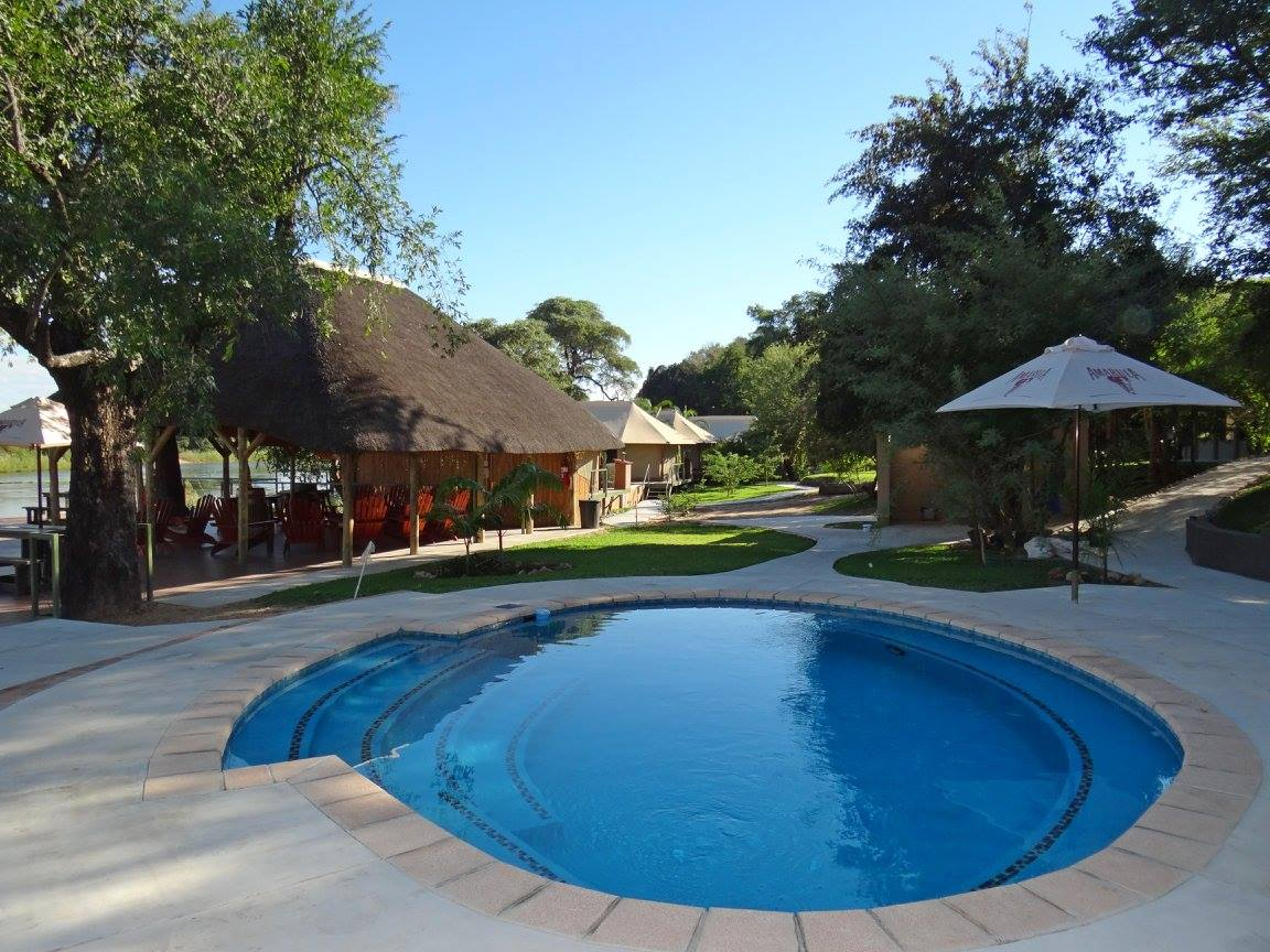 Shametu River Lodge Pool