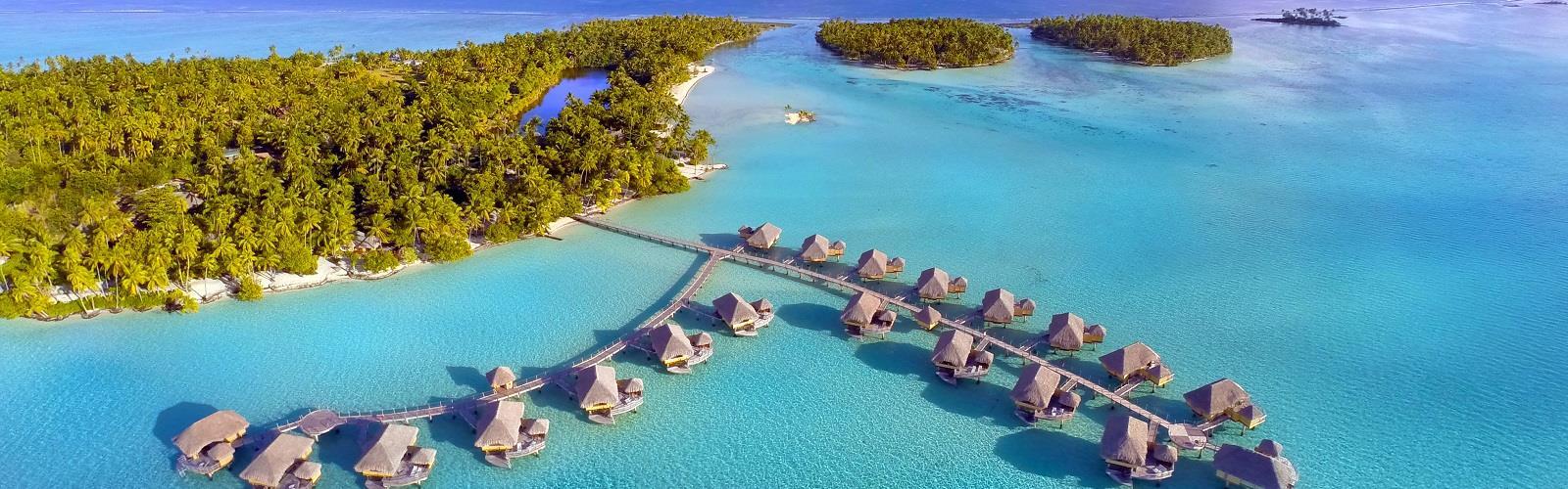 Le Tahaa Island Resort & Spa Panoramablick