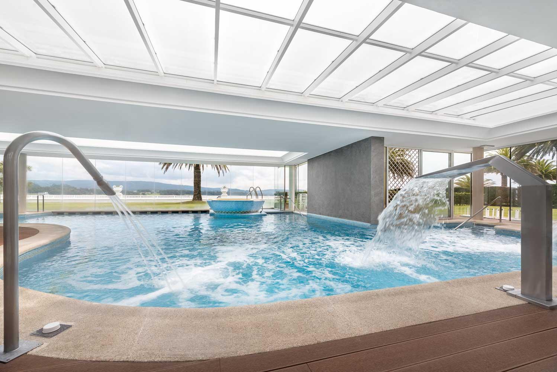 Eurostars Gran Hotel La Toja Pool