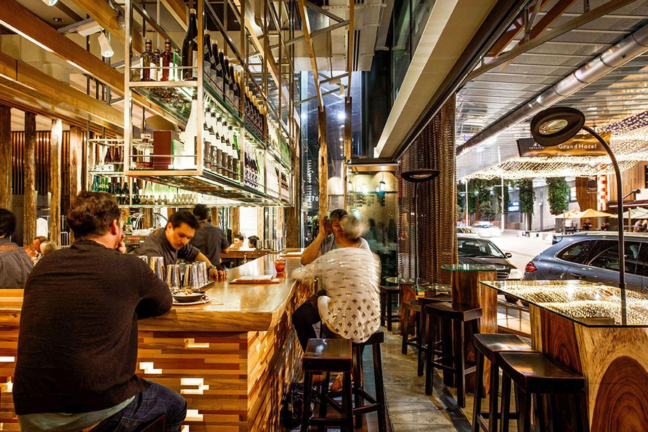 SkyCity Hotel Auckland Bar
