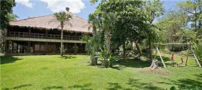 The Lodge at Chichén Itzá Außenansicht