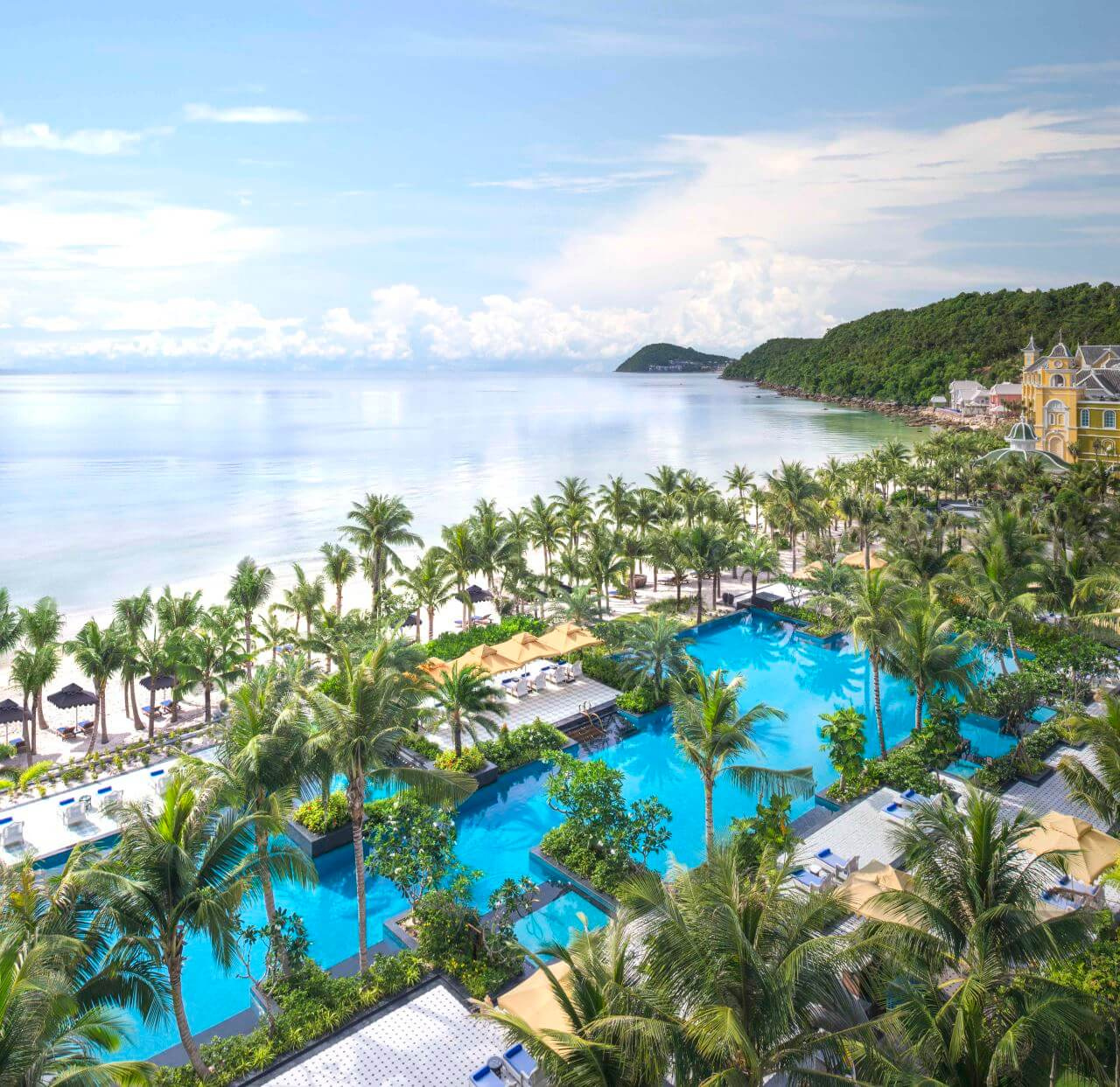 JW Marriott Phu Quoc Emerald Bay Pool