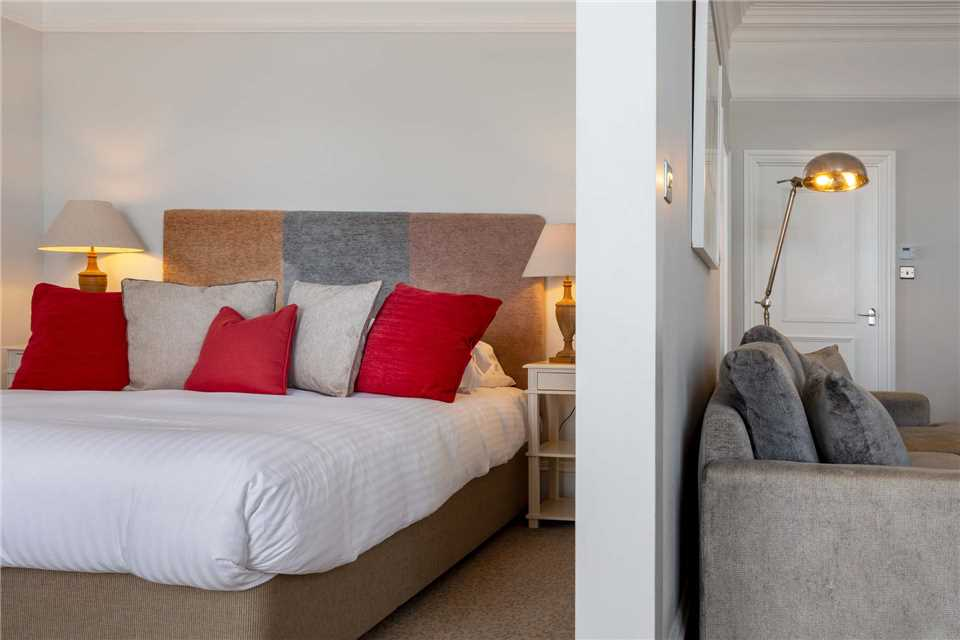 The Headland Hotel and Spa Suite