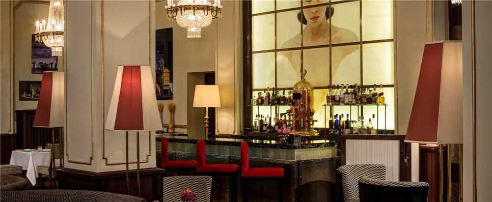 Rocco Forte Astoria Hotel Sankt Petersburg Bar