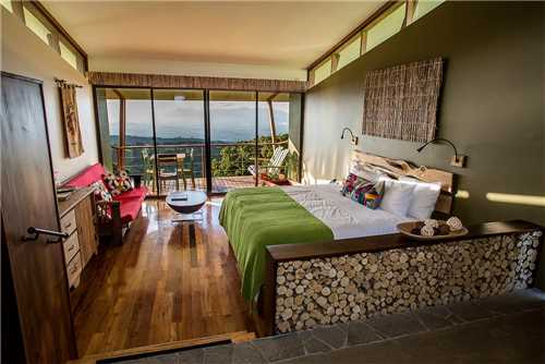 Chayote Lodge Zimmer