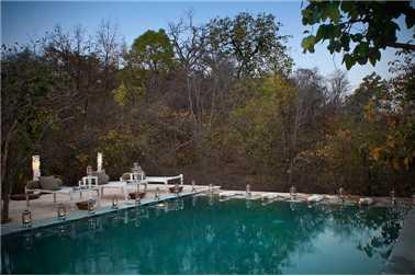 Pashan Garh Pool