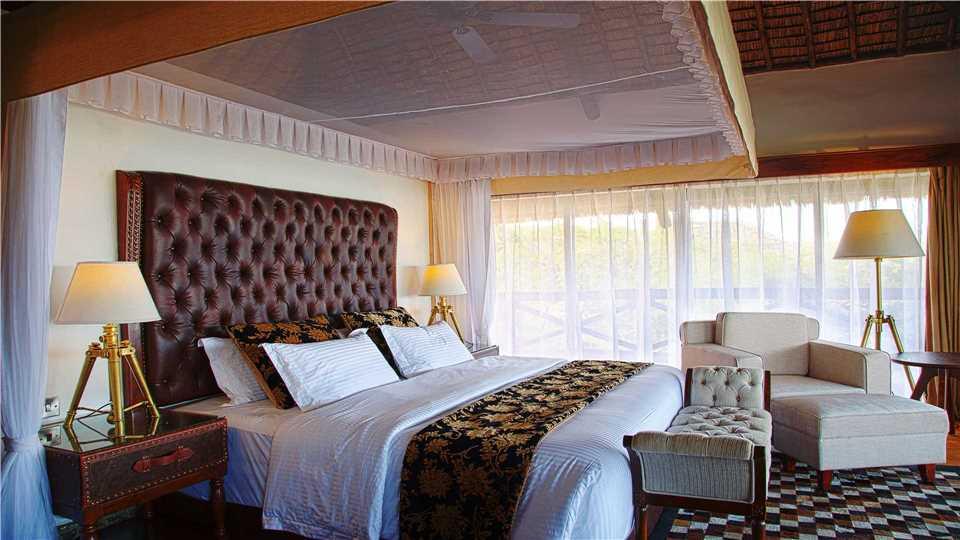 Lake Manyara Kilimamoja Lodge Zimmer