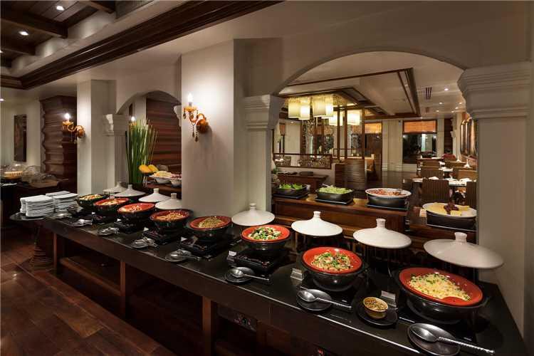 RatiLanna Riverside Spa Resort Chiang Mai Restaurant