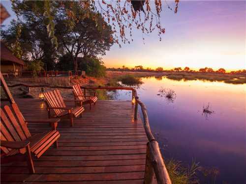 Lagoon Camp Varanda