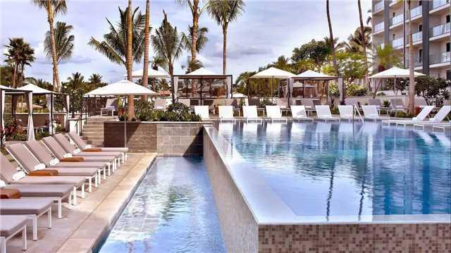 Andaz Maui at Wailea Resort Pool