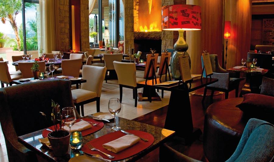 Pezula Resort & Spa Cafe