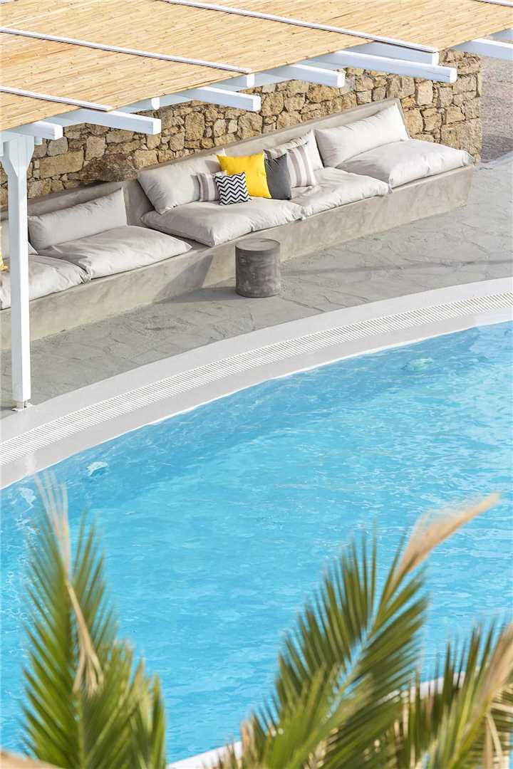 Hotel Boheme Mykonos Pool