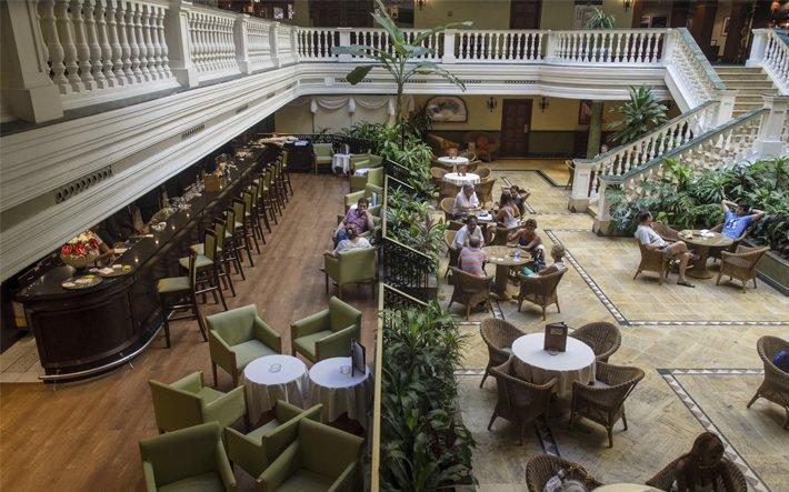 Iberostar Parque Central Lobby