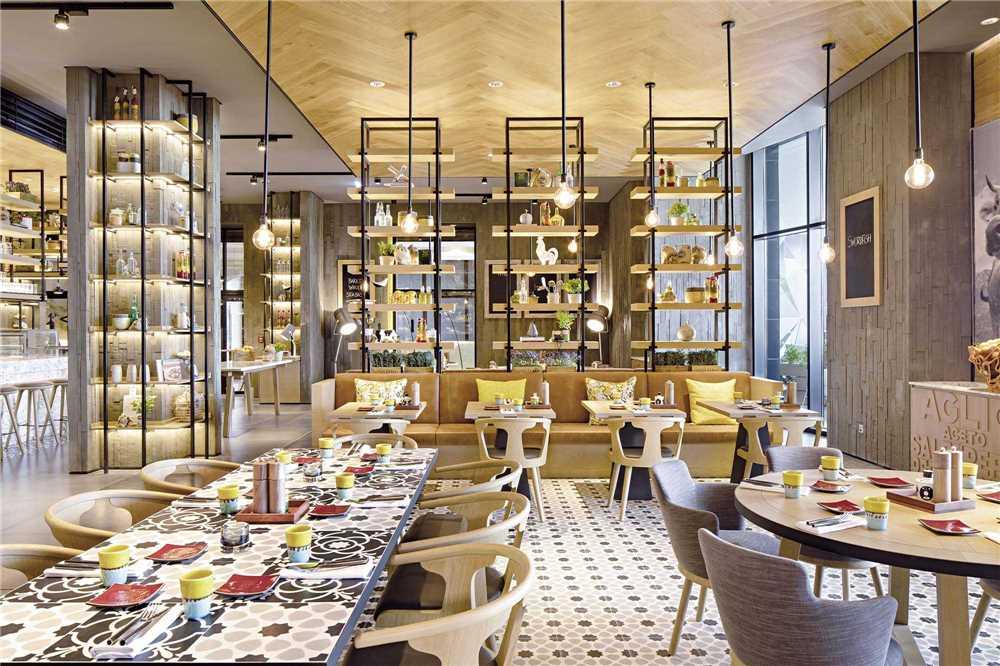 Grand Hyatt Abu Dhabi Hotel & Residences Emirates Pearl Restaurant