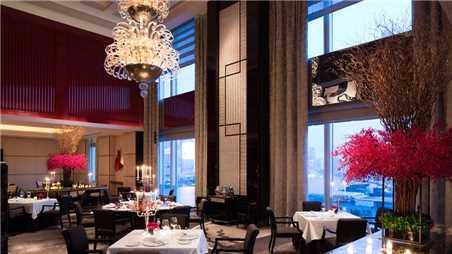 The Peninsula Hotel Restaurant