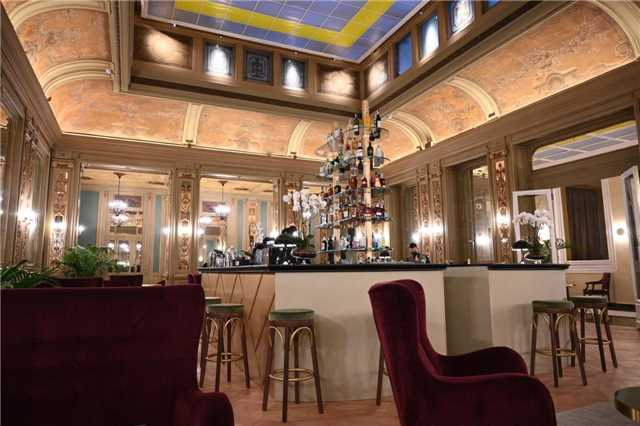 Grand Hotel et des Palmes Bar