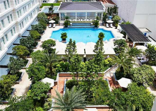 Park Hyatt Saigon Pool