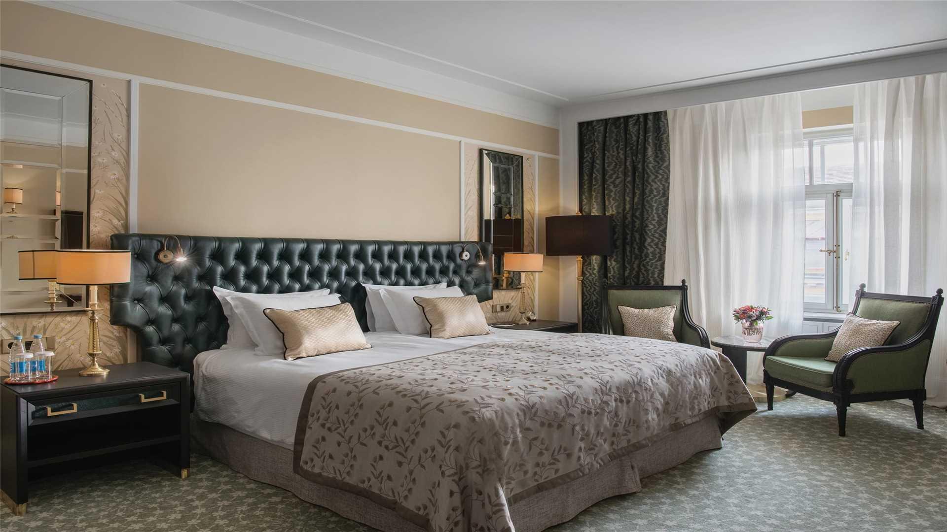 Belmond Grand Hotel Europe Doppelzimmer