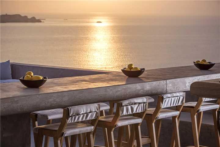 Hotel Boheme Mykonos Bar